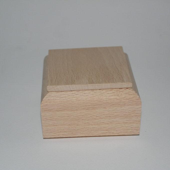 scatola in legno di betulla