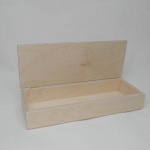 Scatola in legno cm 29 x 11, 5 x