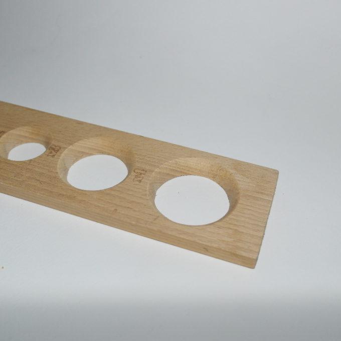 Dosaspaghetti in legno artigianale