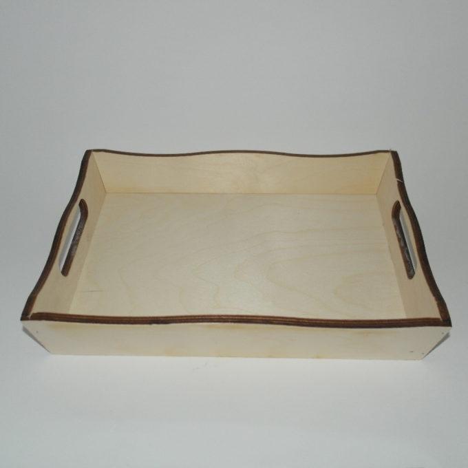 vassoio legno di faggio artigianale Italy