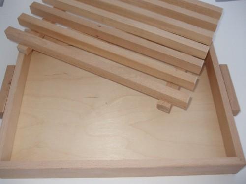 Tagliere tagliapane in legno artigianale