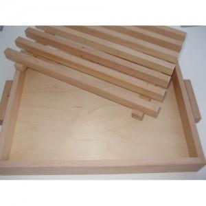 Tagliapane in legno di faggio